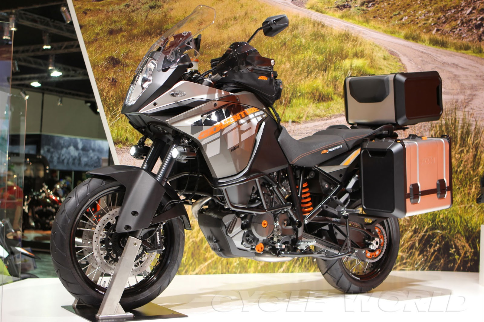 KTM 1190 Adventure R wallpapers #160507