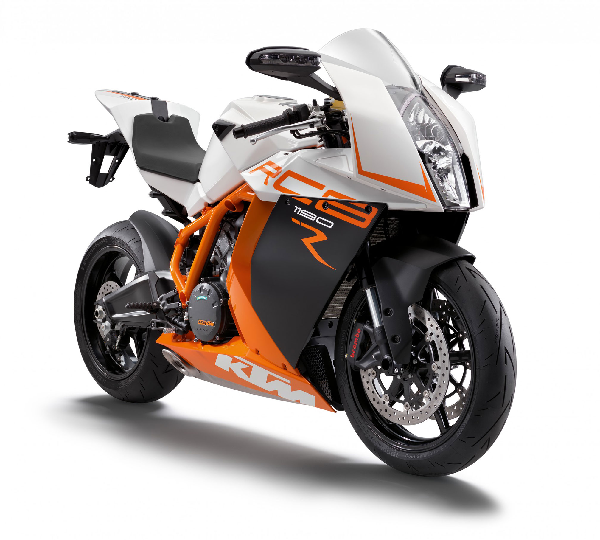 KTM 1190 RC8 R wallpapers #135416