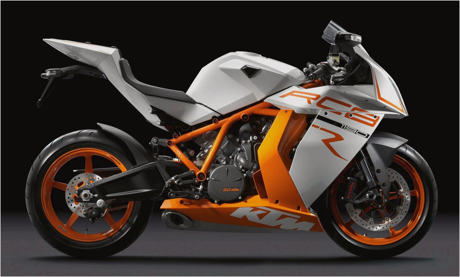 KTM 1190 RC8 R Red Bull Limited Edition 2010 images #86768