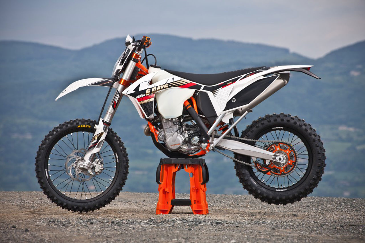 KTM 250 EXC-F SixDays 2011 wallpapers #161299