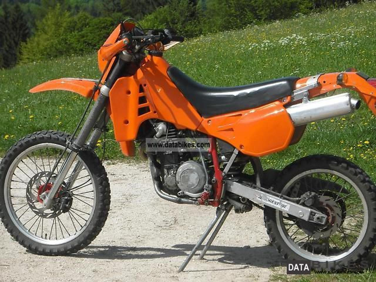 1989 ktm enduro 600 lc 4 pics specs and information. Black Bedroom Furniture Sets. Home Design Ideas