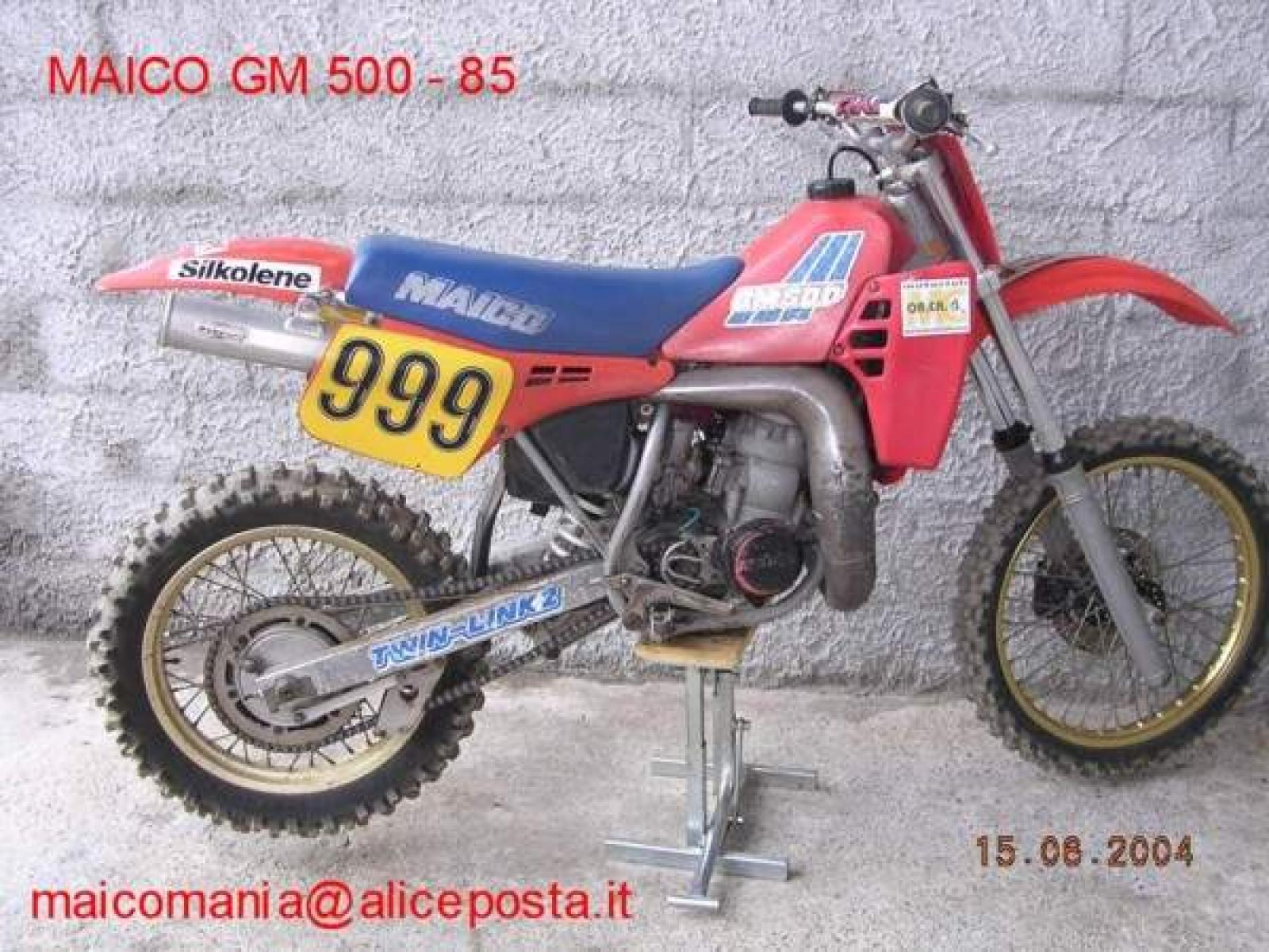 Maico GME 250 1985 images #102235