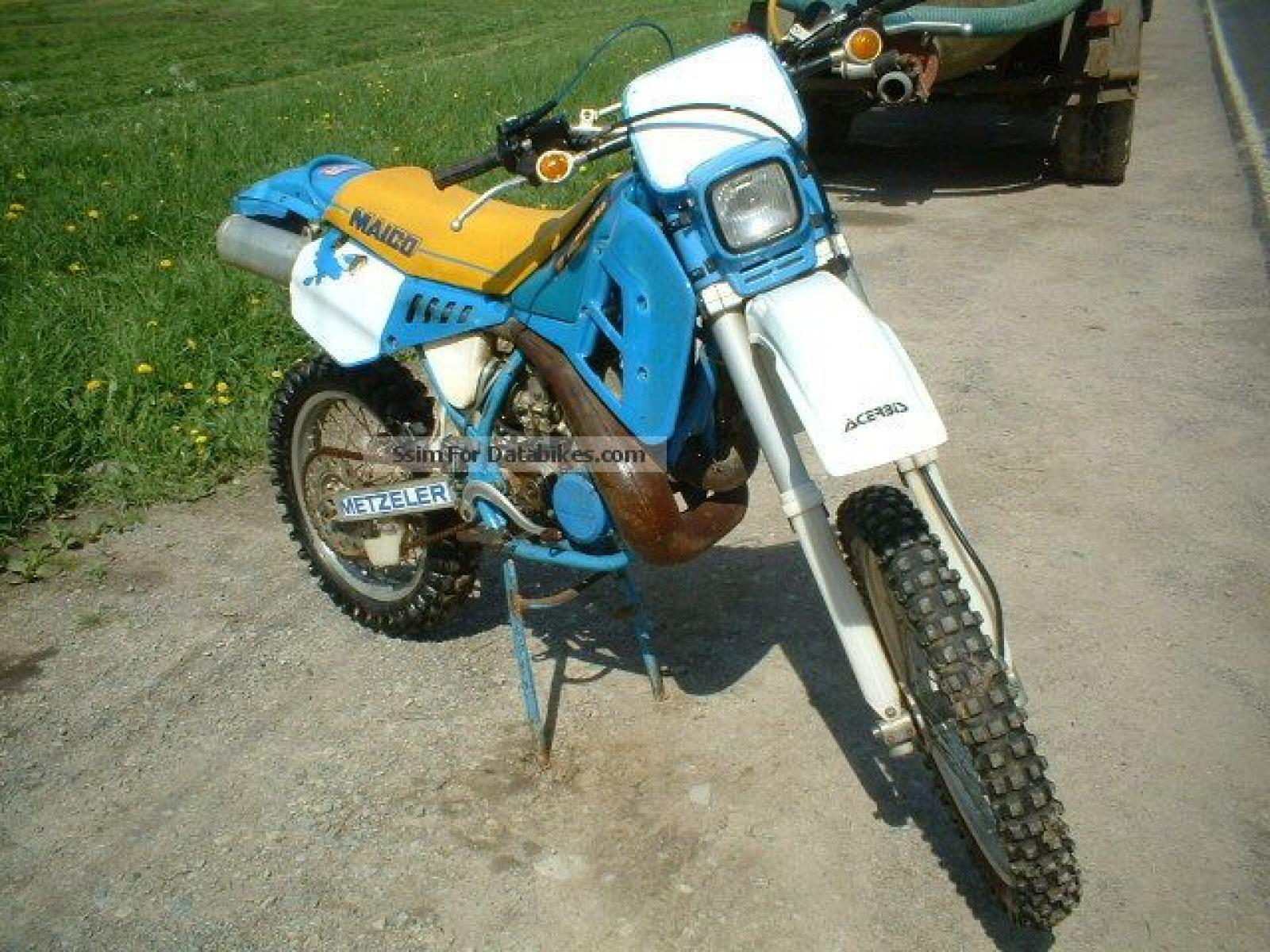 Maico MD 125/6 1975 images #101939