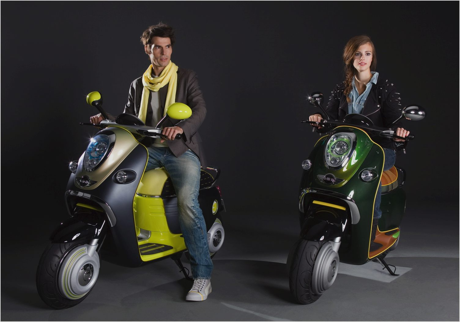 MINI Scooter E Concept images #106882