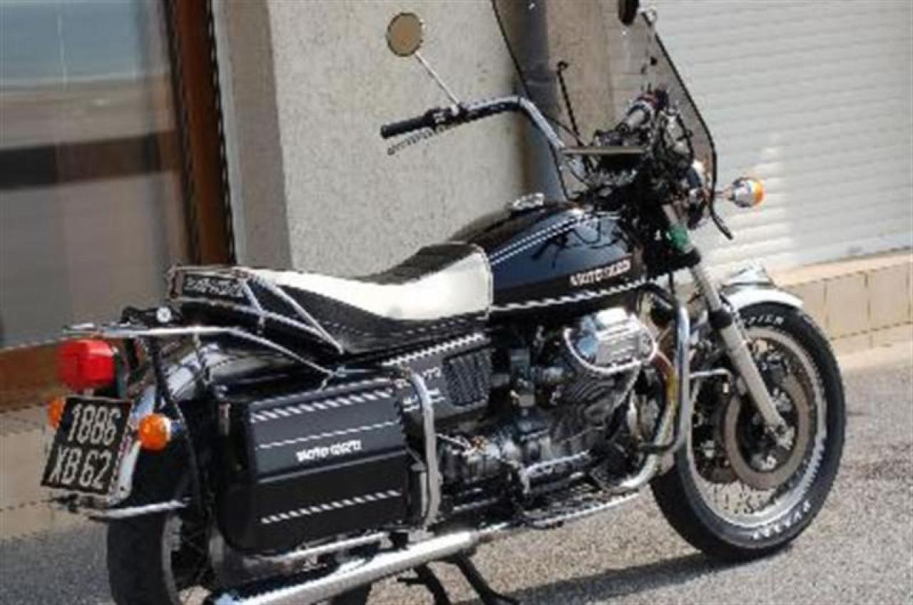 Moto Guzzi California II 1983 images #107481