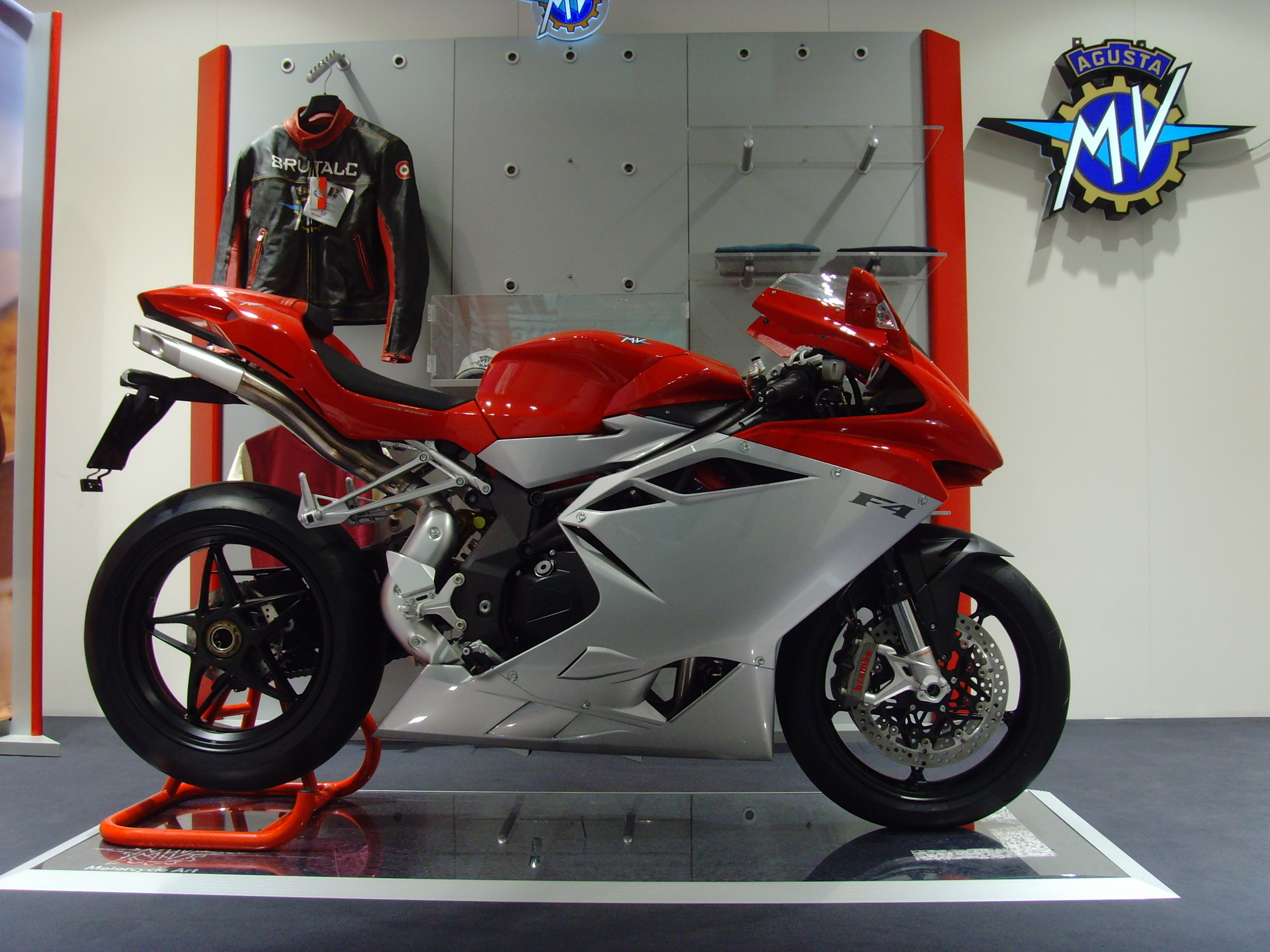 MV Agusta F4 S 1+1 2002 images #113779
