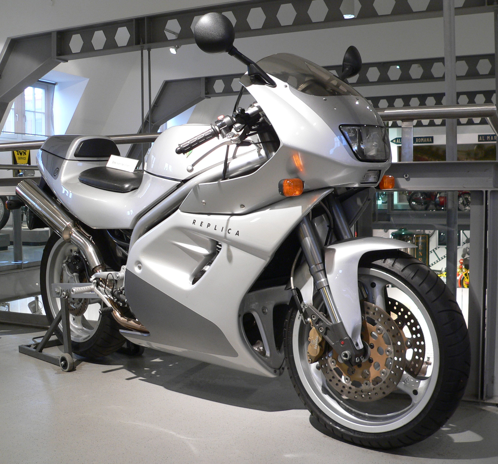 MZ Skorpion 660 Sport 2000 images #116157