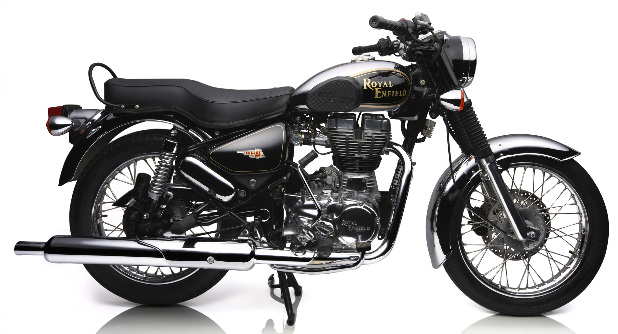 Royal Enfield Bullet 500 Army 2000 images #123249