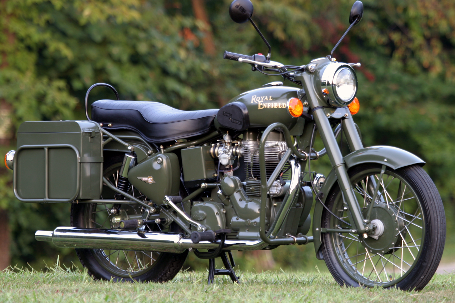 Royal Enfield Bullet 500 Army images #127485