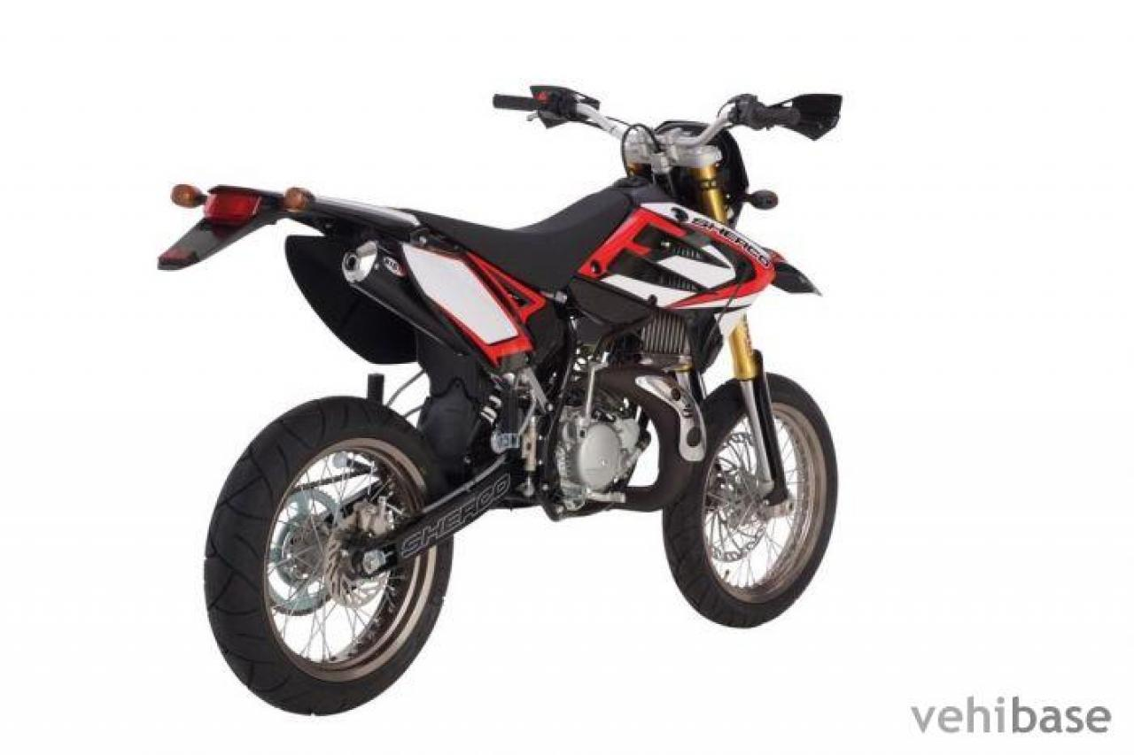 Sherco 5.1 4T Supermotard 2008 images #124439