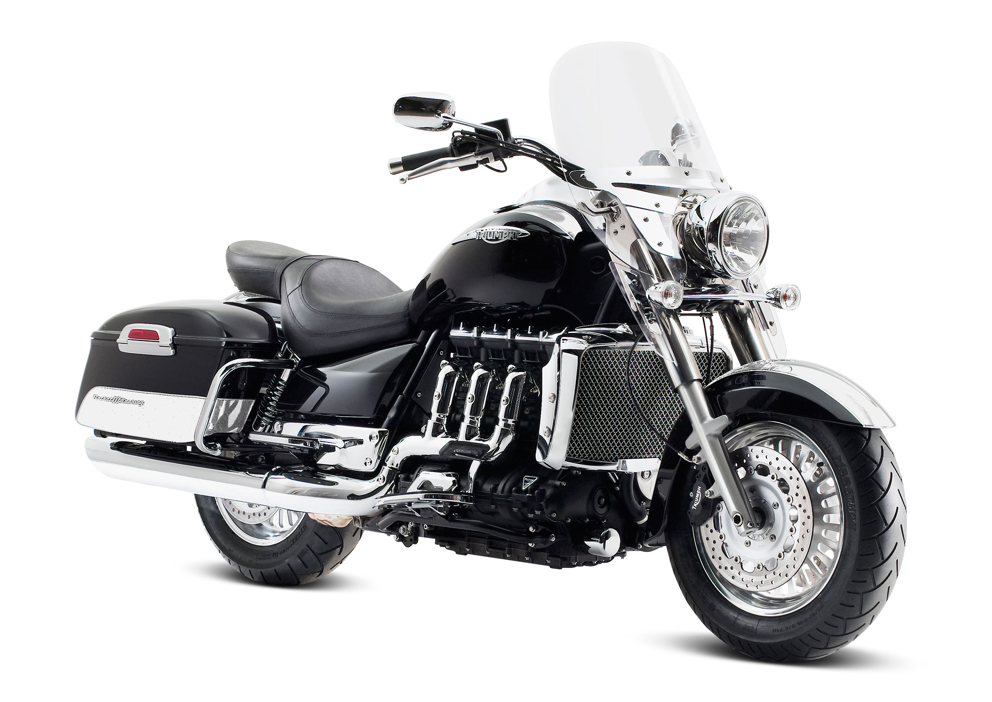 Triumph Rocket III Touring 2011 wallpapers #130757