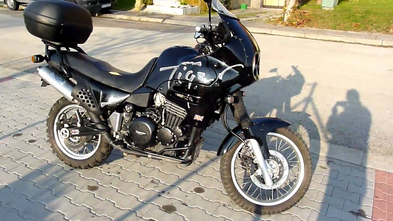 Triumph Tiger 900 2000 wallpapers #145731
