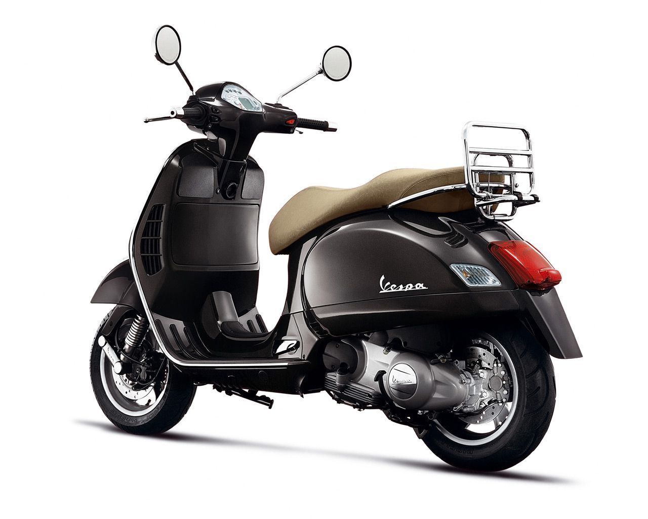 Vespa GTS 250 2008 wallpapers #132248