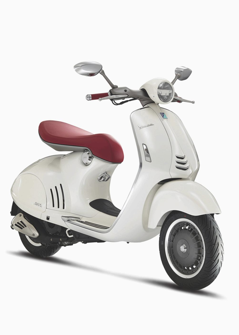 Vespa Tribute Digital Veneer's Limited Edition 2010 wallpapers #173994