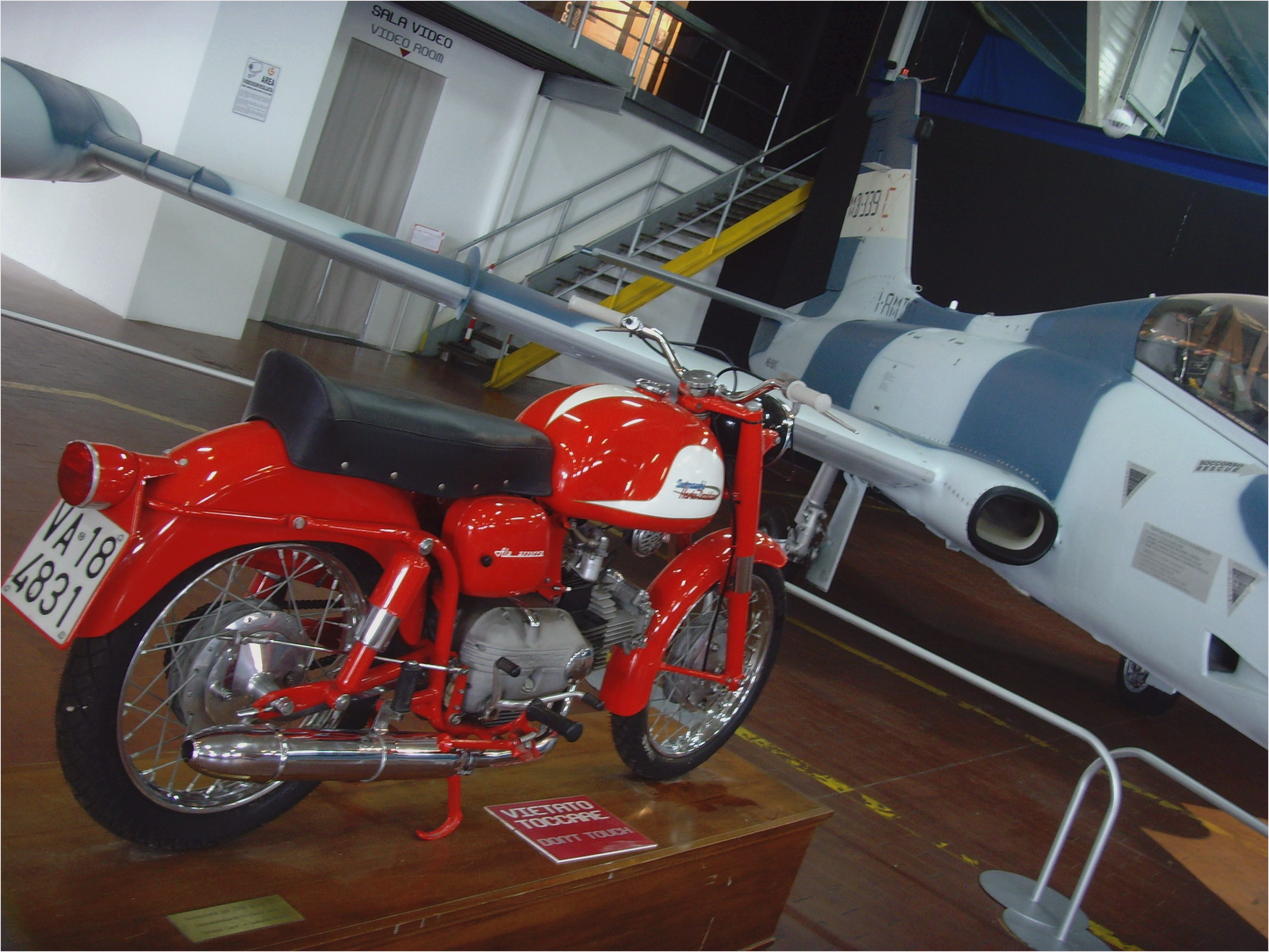 Aermacchi 250 Chimera wallpapers #137496