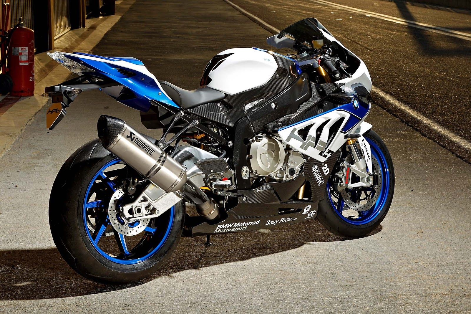 BMW HP4 2015 images #9434
