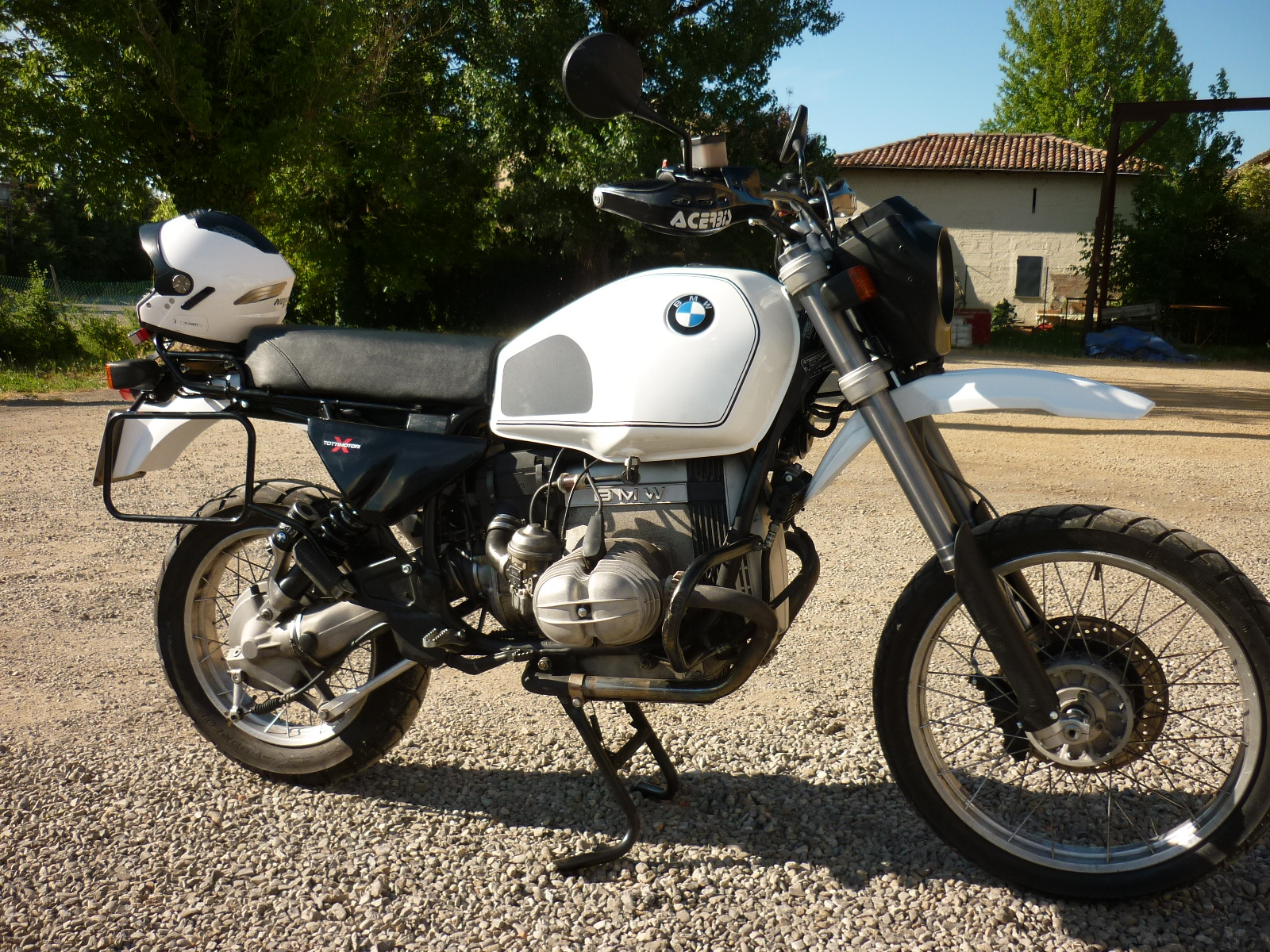 BMW R80GS 1996 images #154850