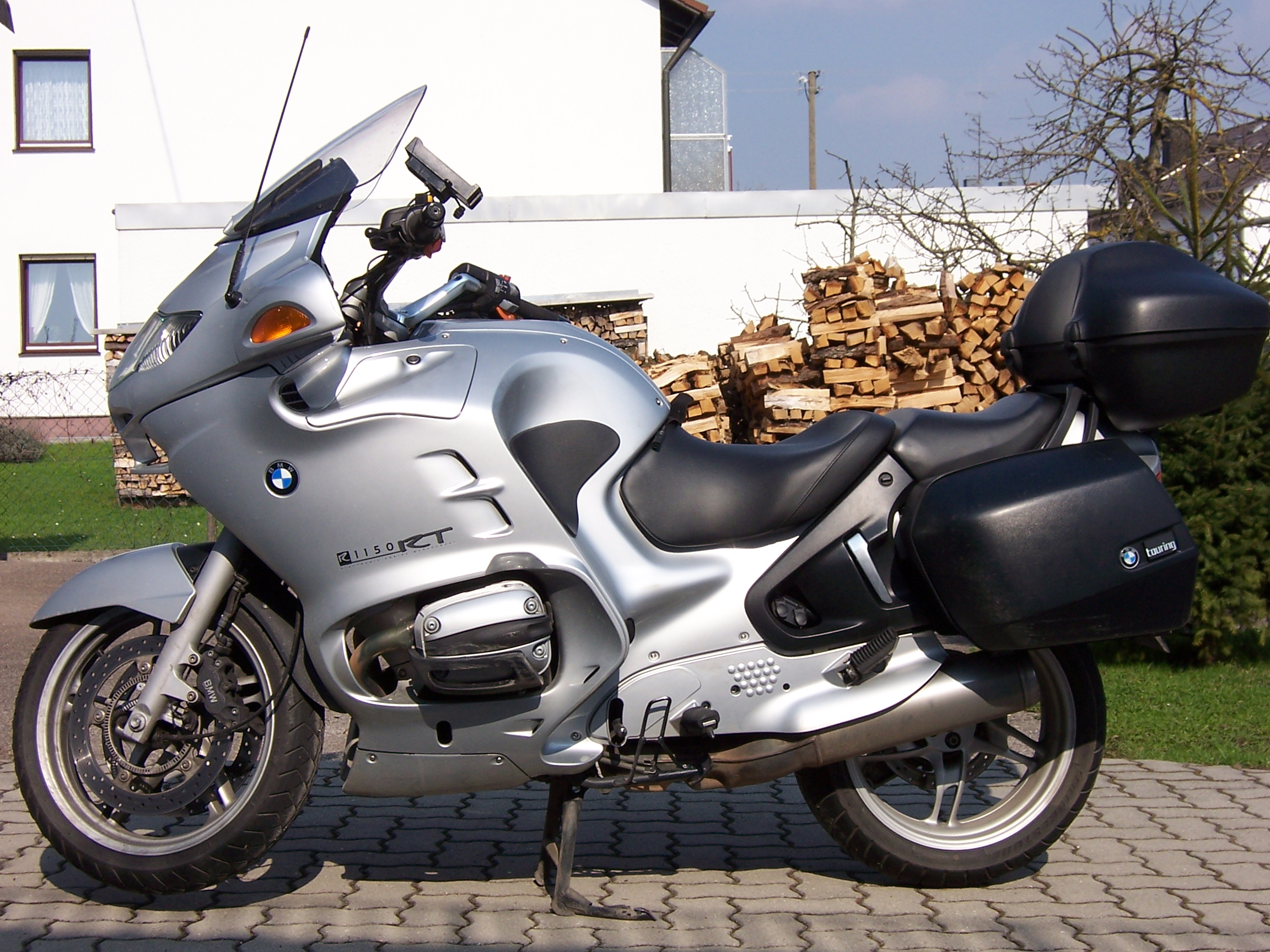 BMW R850RT 1997 images #165361