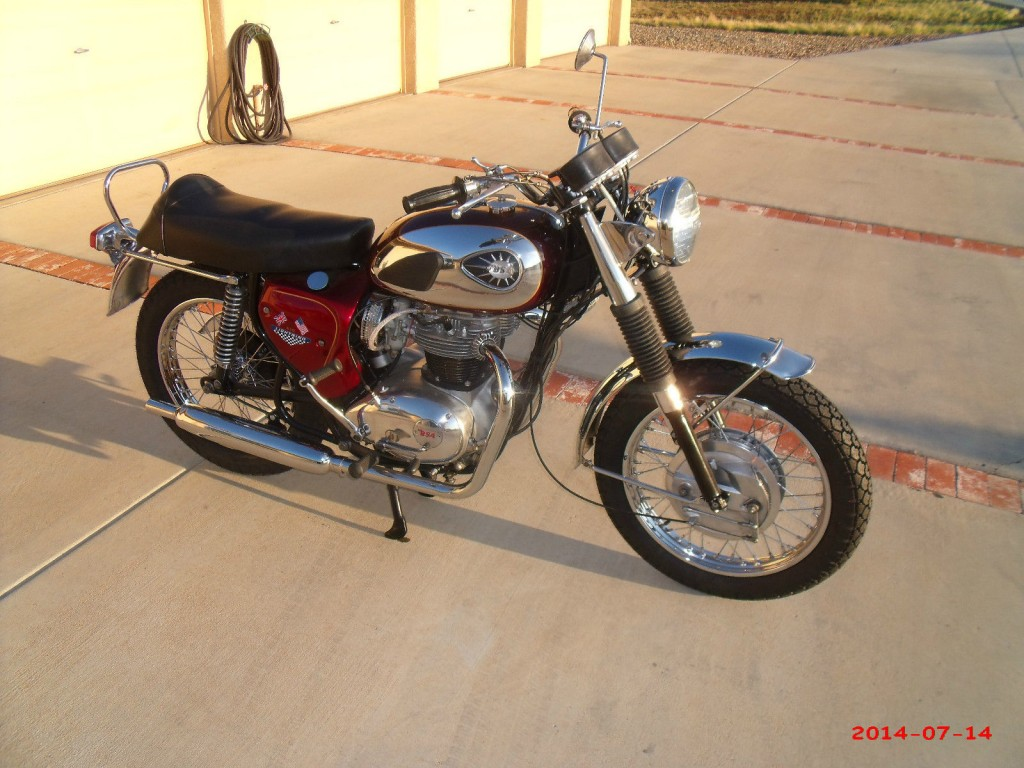 BSA A 50 Royal Star 1970 images #65283