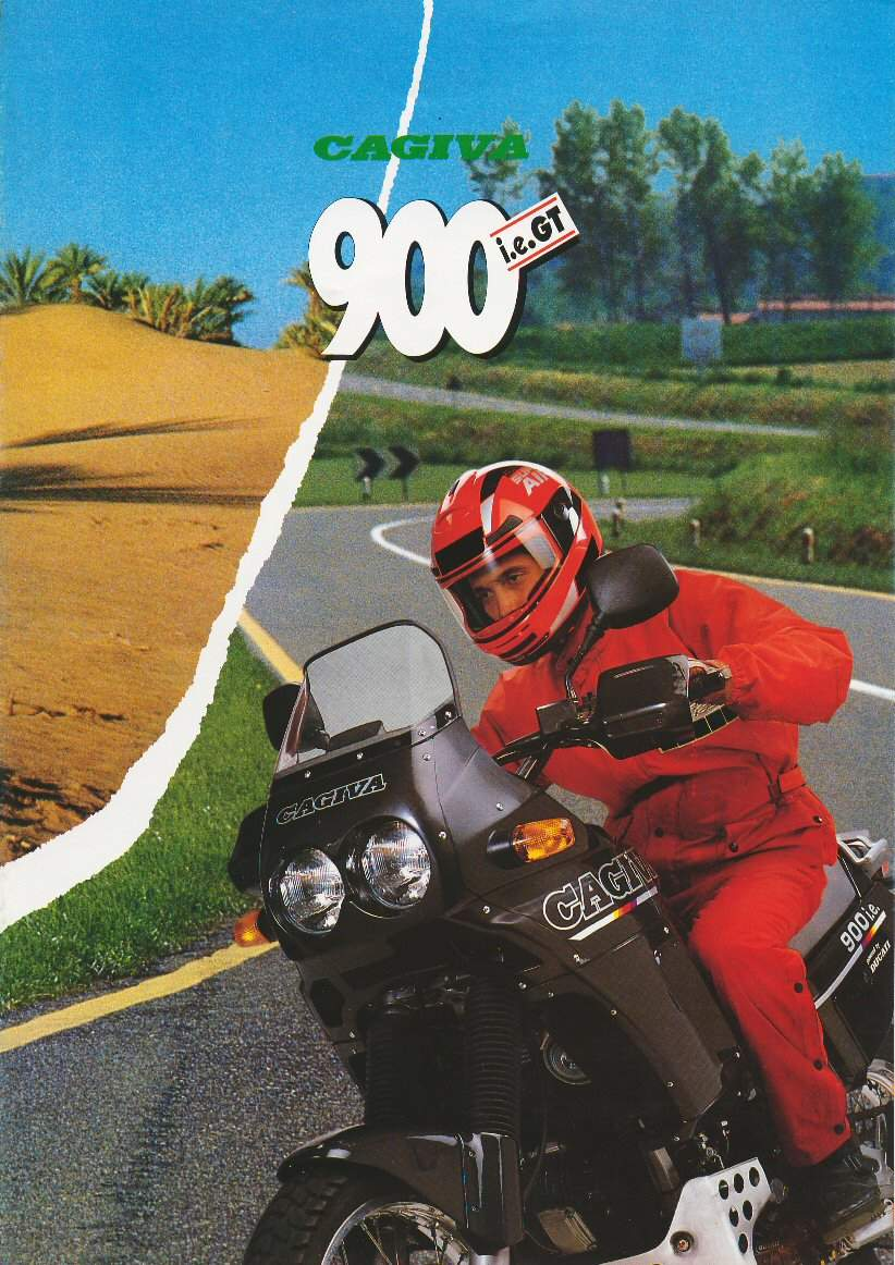 Cagiva Elefant 900 IE 1990 images #68847