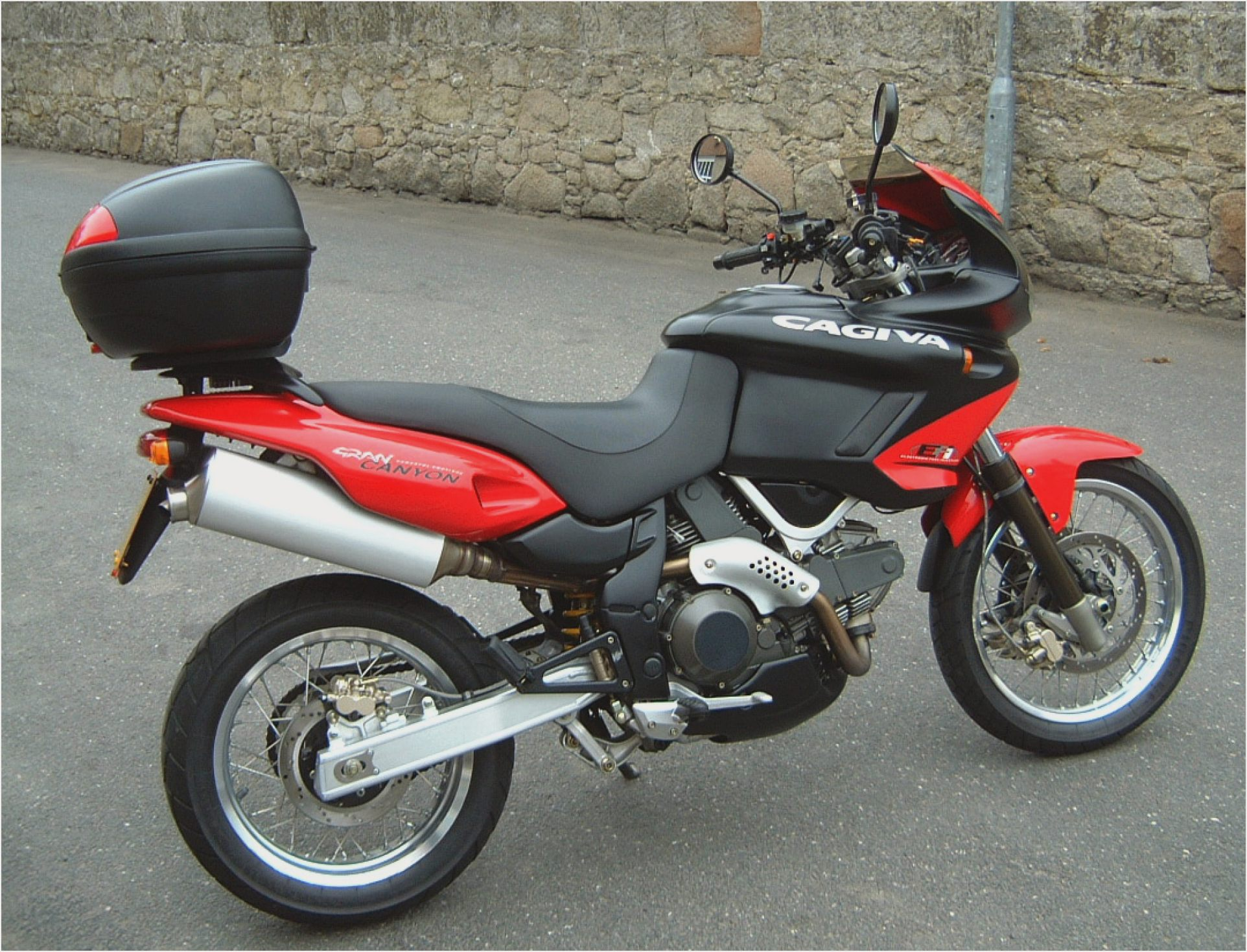 Cagiva Grand Canyon 1998 images #67466