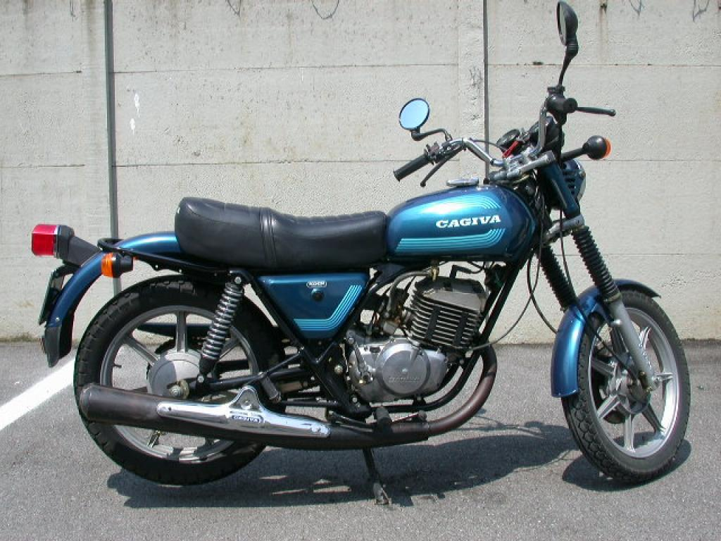 Cagiva SST 350 1980 images #66580