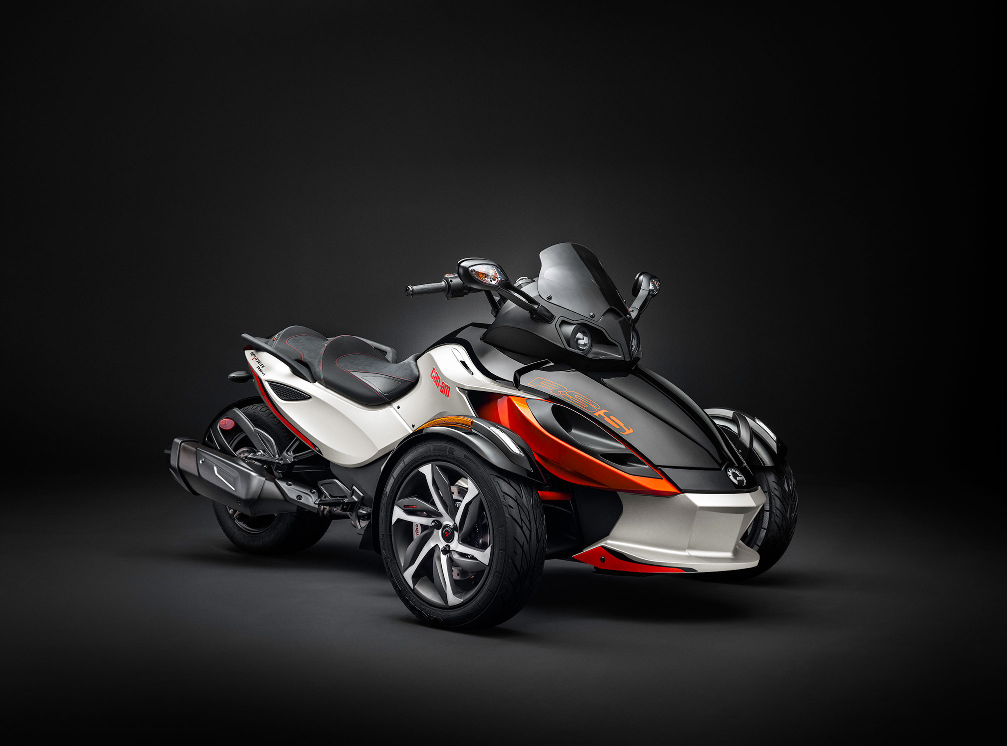 Can-Am Spyder RS-S 2011 images #94406