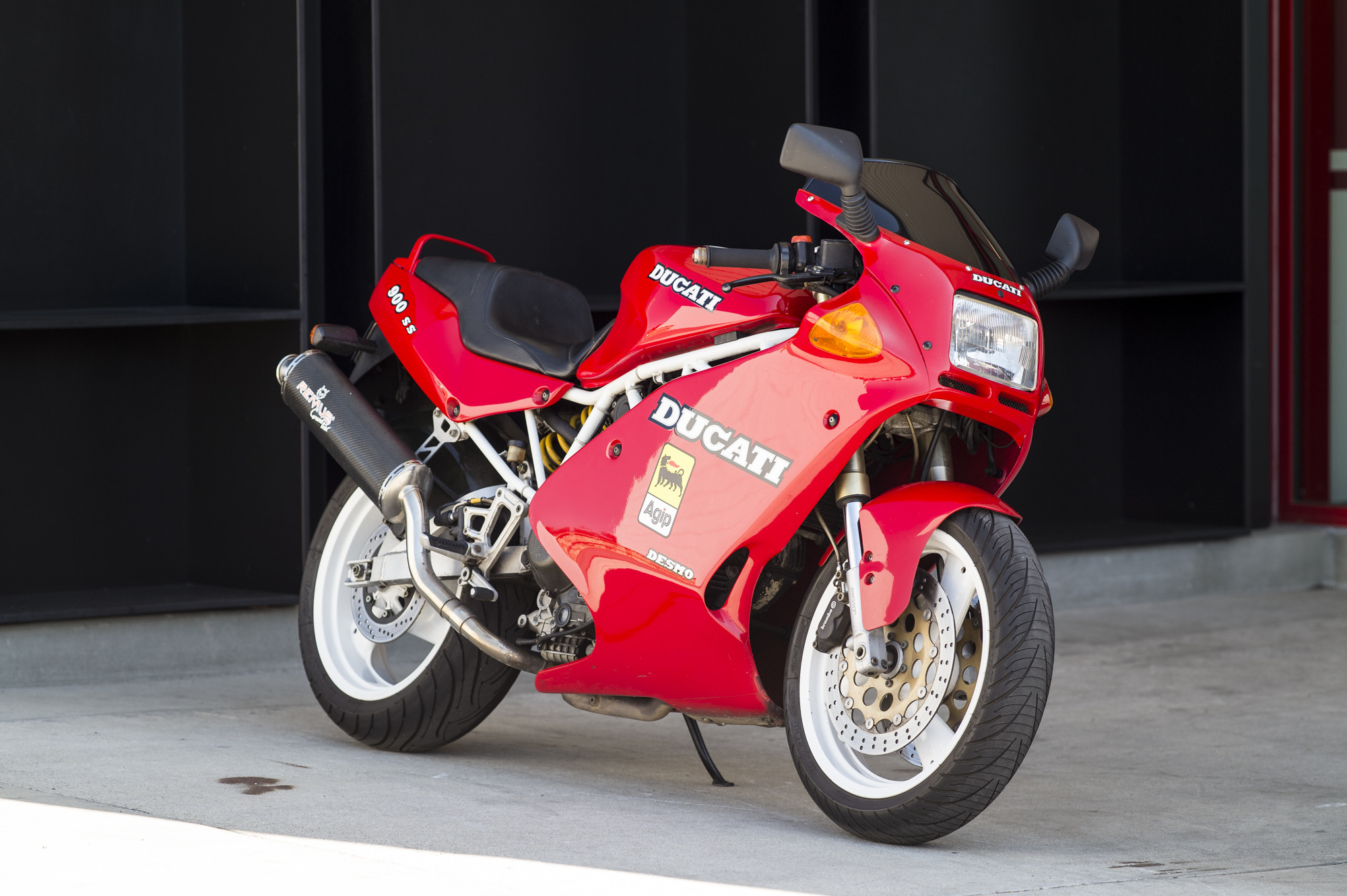 Ducati 900 SS Super Sport wallpapers #10729