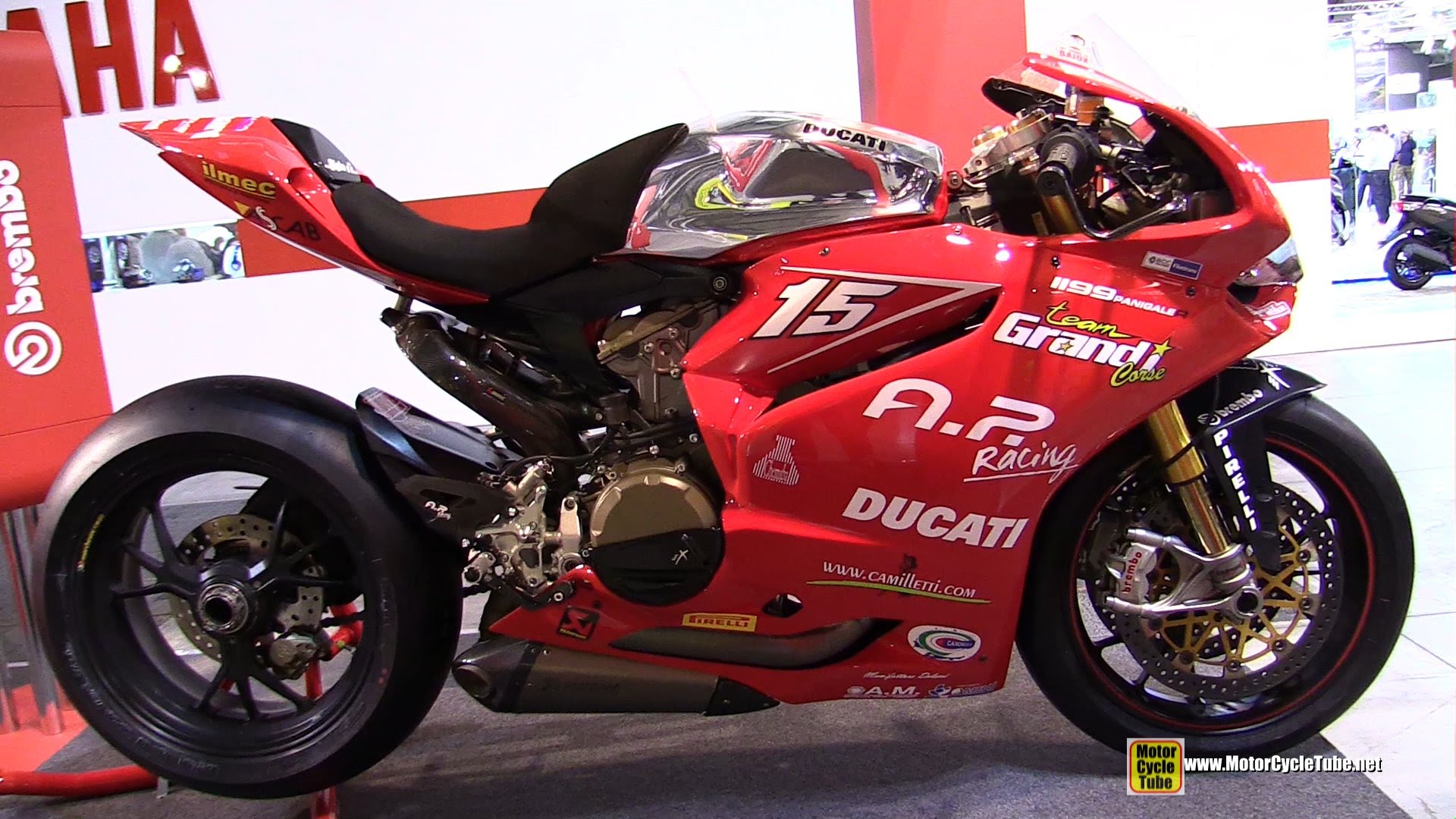 Ducati Superbike 1199 Panigale R 2014 wallpapers #150395