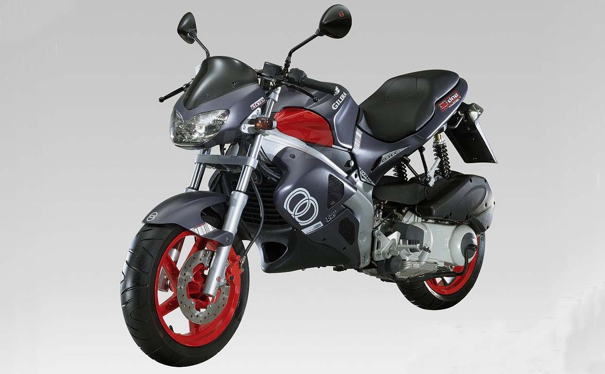 Gilera DNA 180 2002 wallpapers #137994