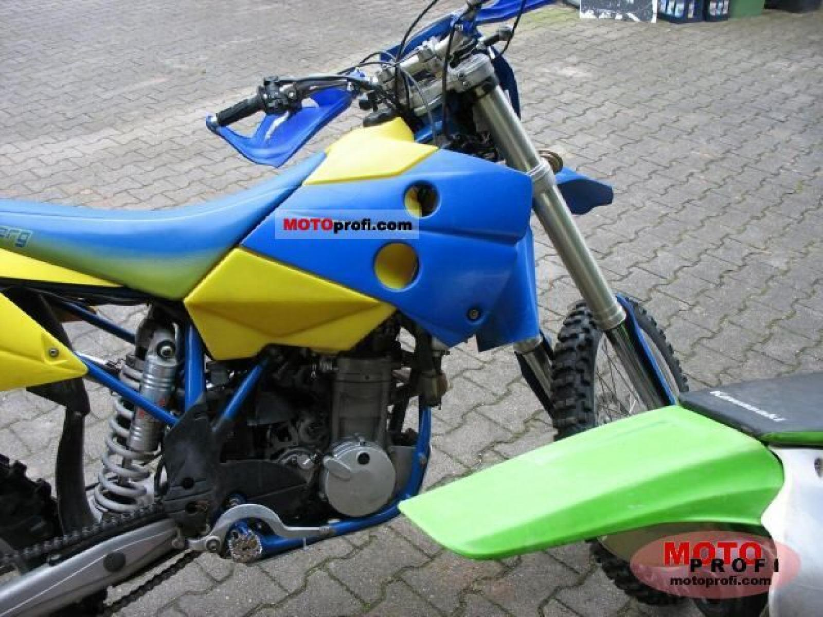 Husaberg FS 400 C 2002 wallpapers #137794