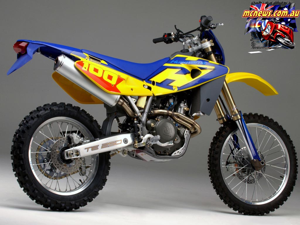 Husqvarna TE 250 2005 wallpapers #143055