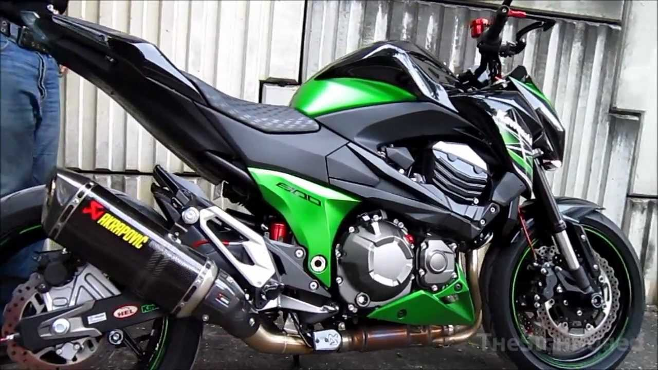 Kawasaki Z800 e version pics #35343