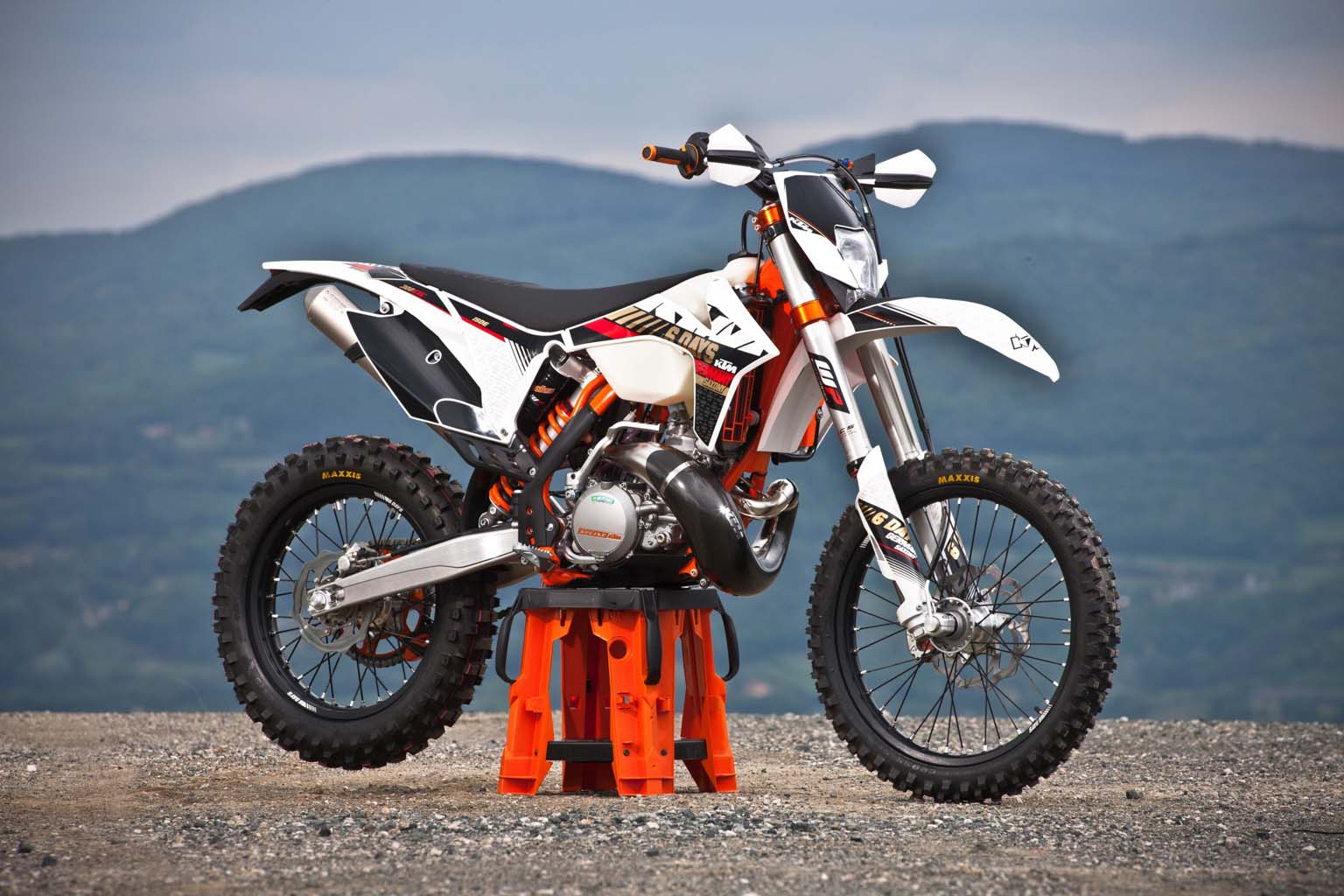 KTM 250 EXC-F SixDays 2011 wallpapers #161300