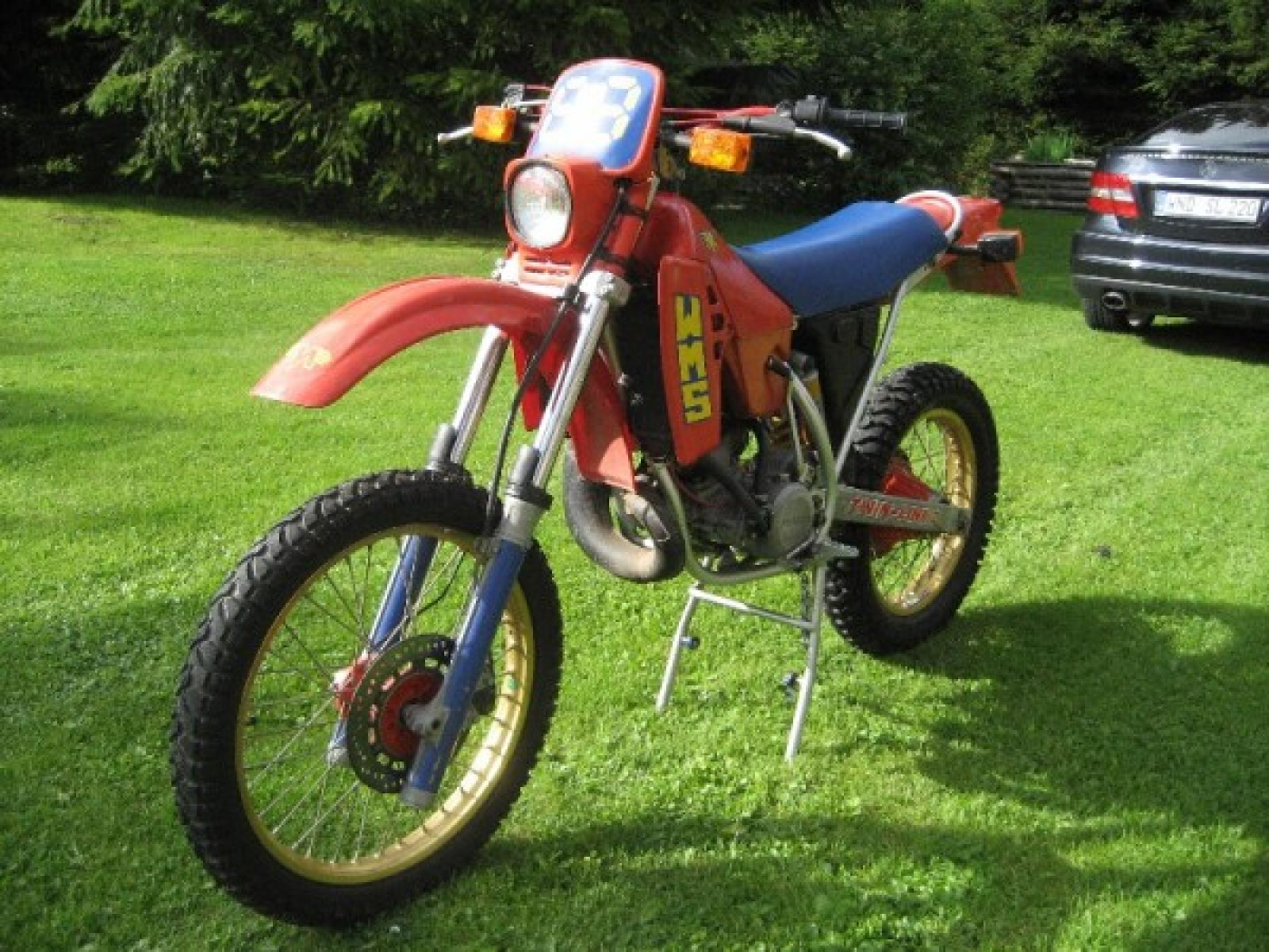 Maico GME 250 1985 images #102236