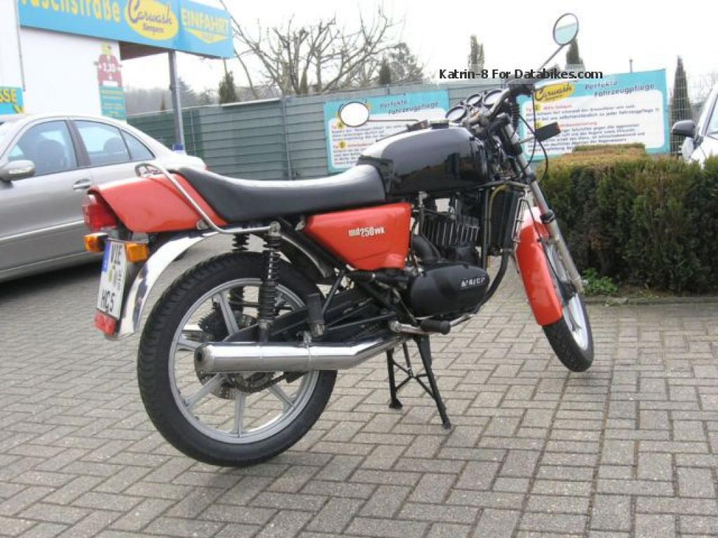 Maico MD 250 WK 1983 images #103726