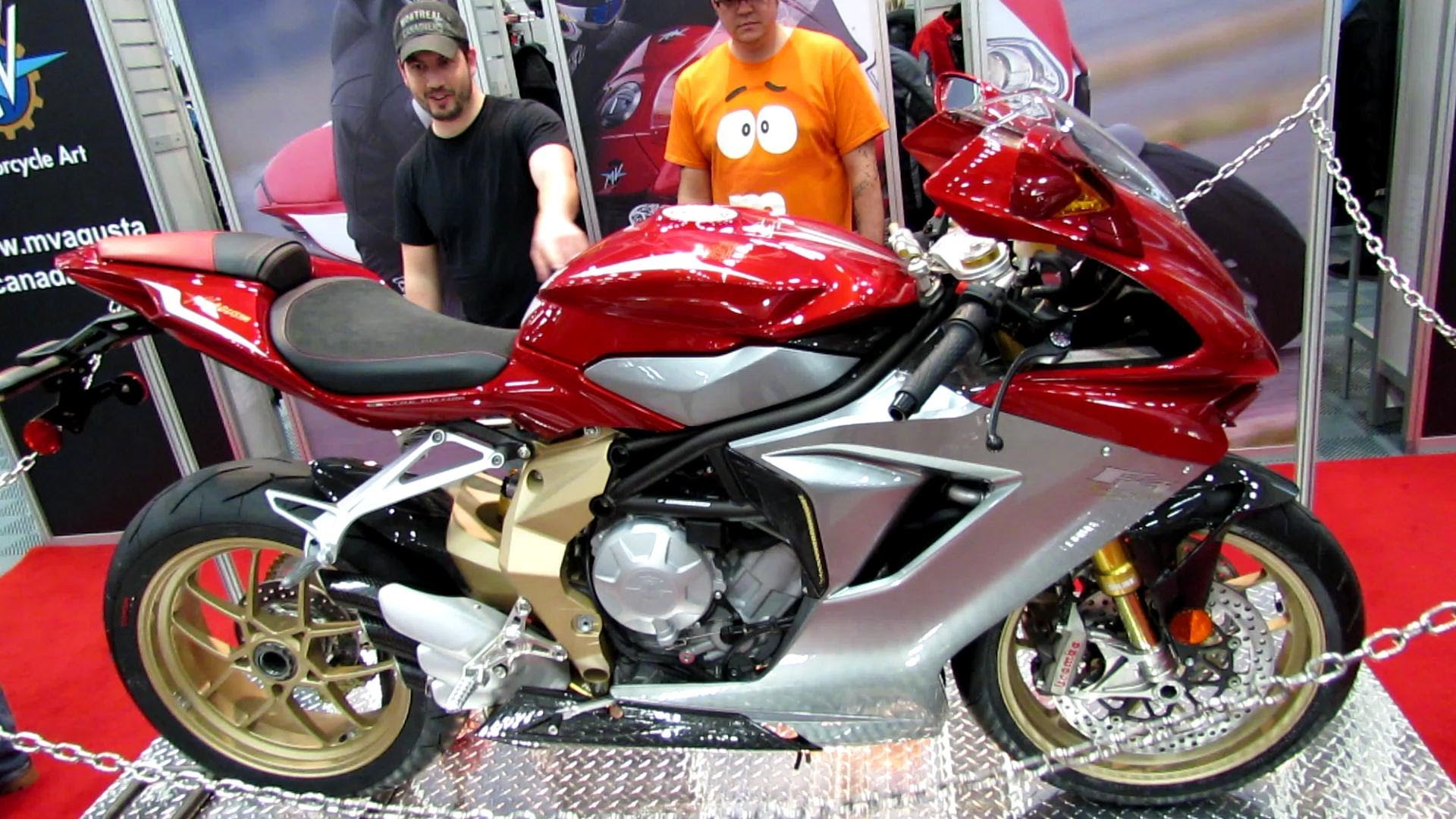 MV Agusta F3 Serie Oro 2012 images #114370