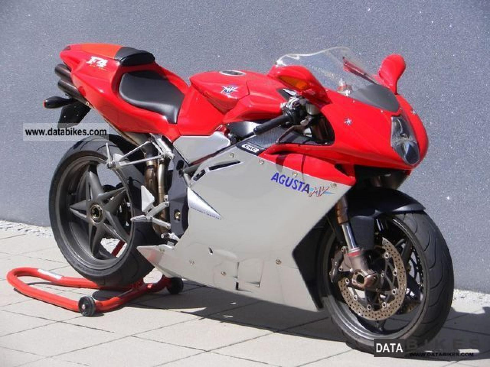 MV Agusta F4 S 1+1 2002 images #113780