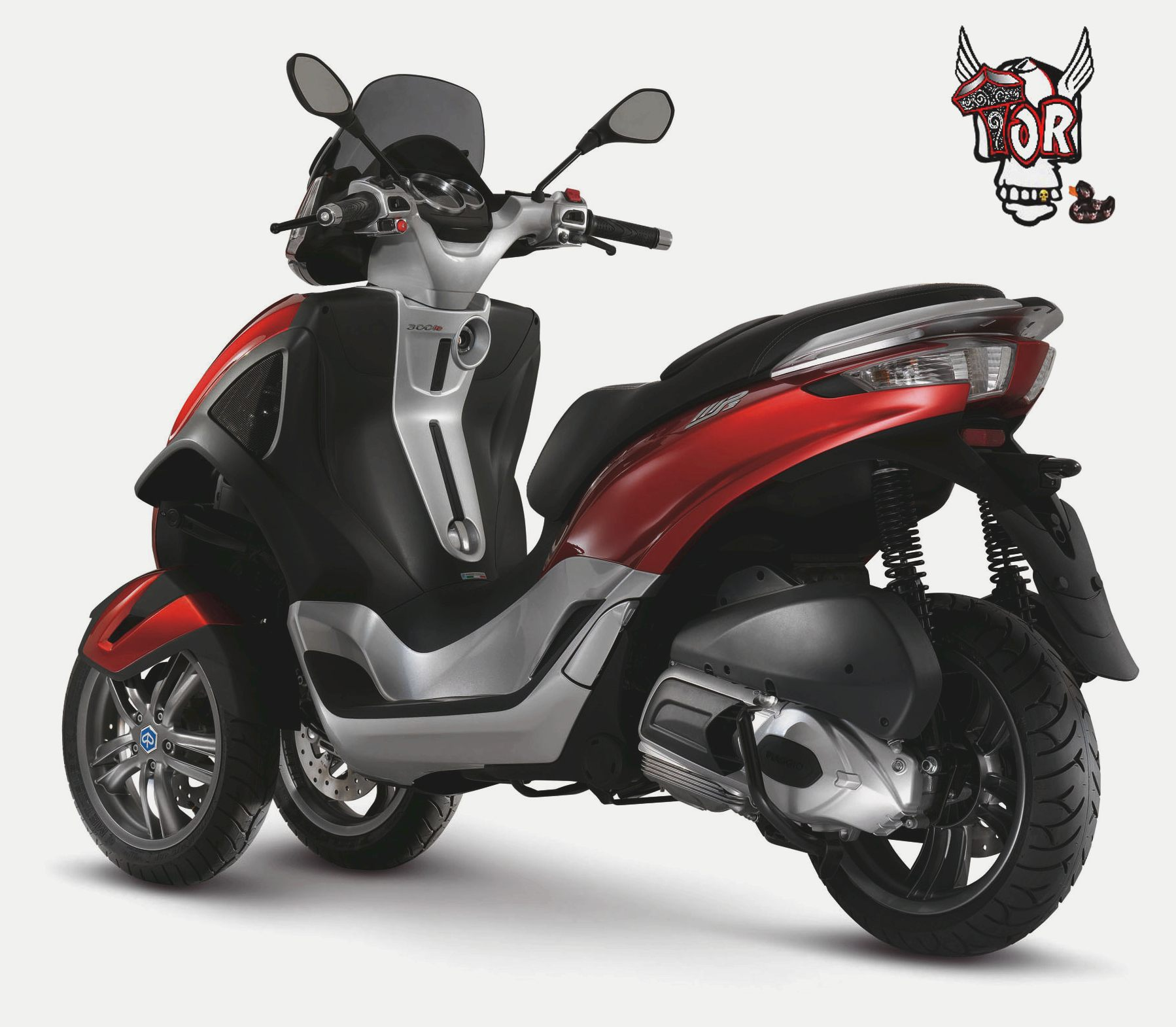 Piaggio MP3 125 Yourban 2011 wallpapers #144542