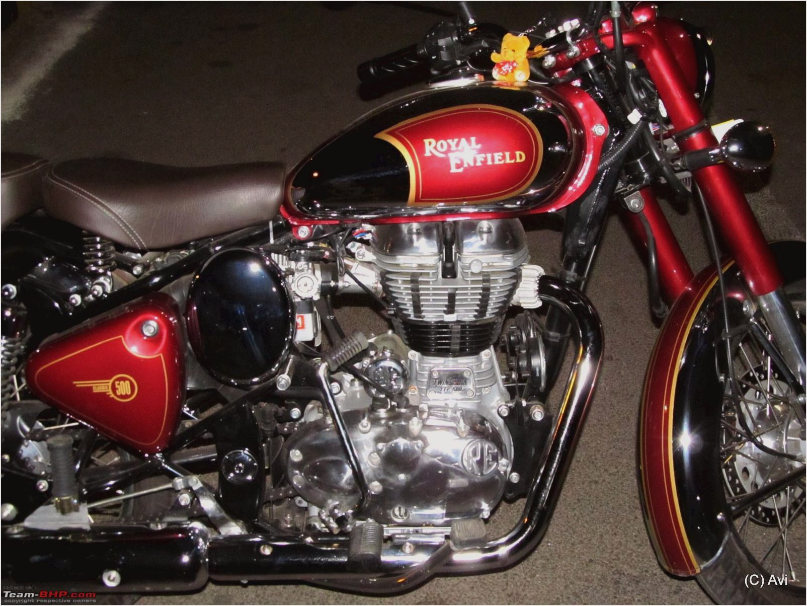 Royal Enfield Bullet 500 Classic 2008 images #127681