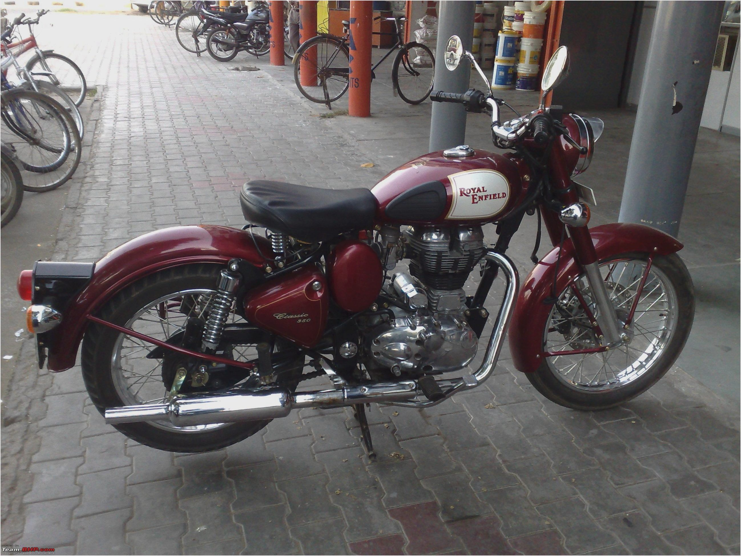 Royal Enfield Bullet 500 Deluxe AVL 2010 images #124040