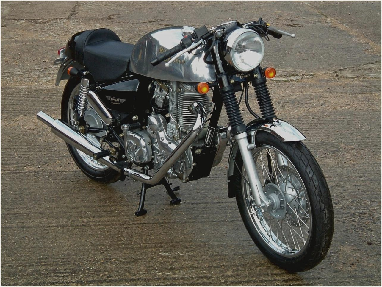 Royal Enfield Bullet 500 S Clubman 2007 images #127017