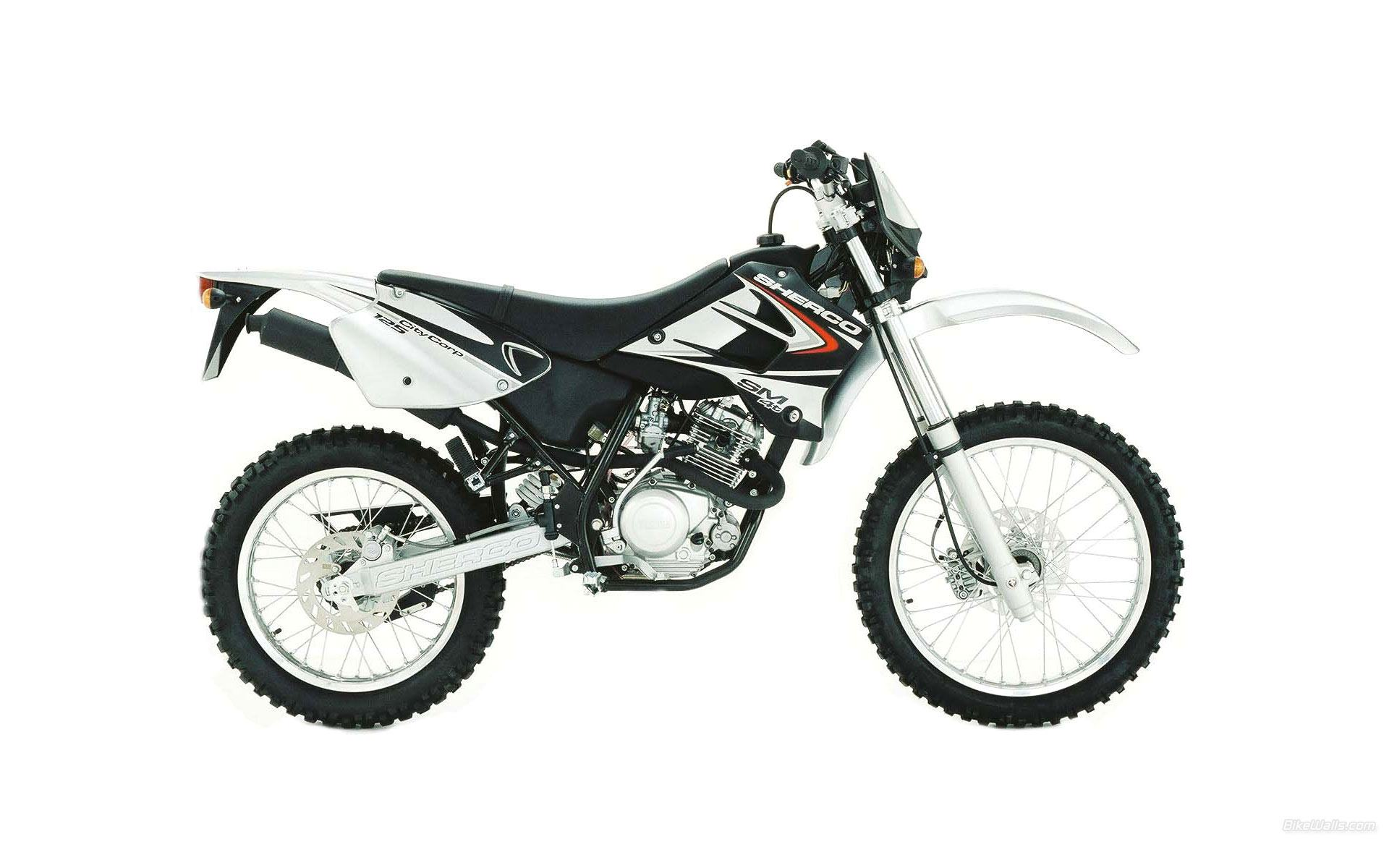 Sherco 2.5 2008 images #124739