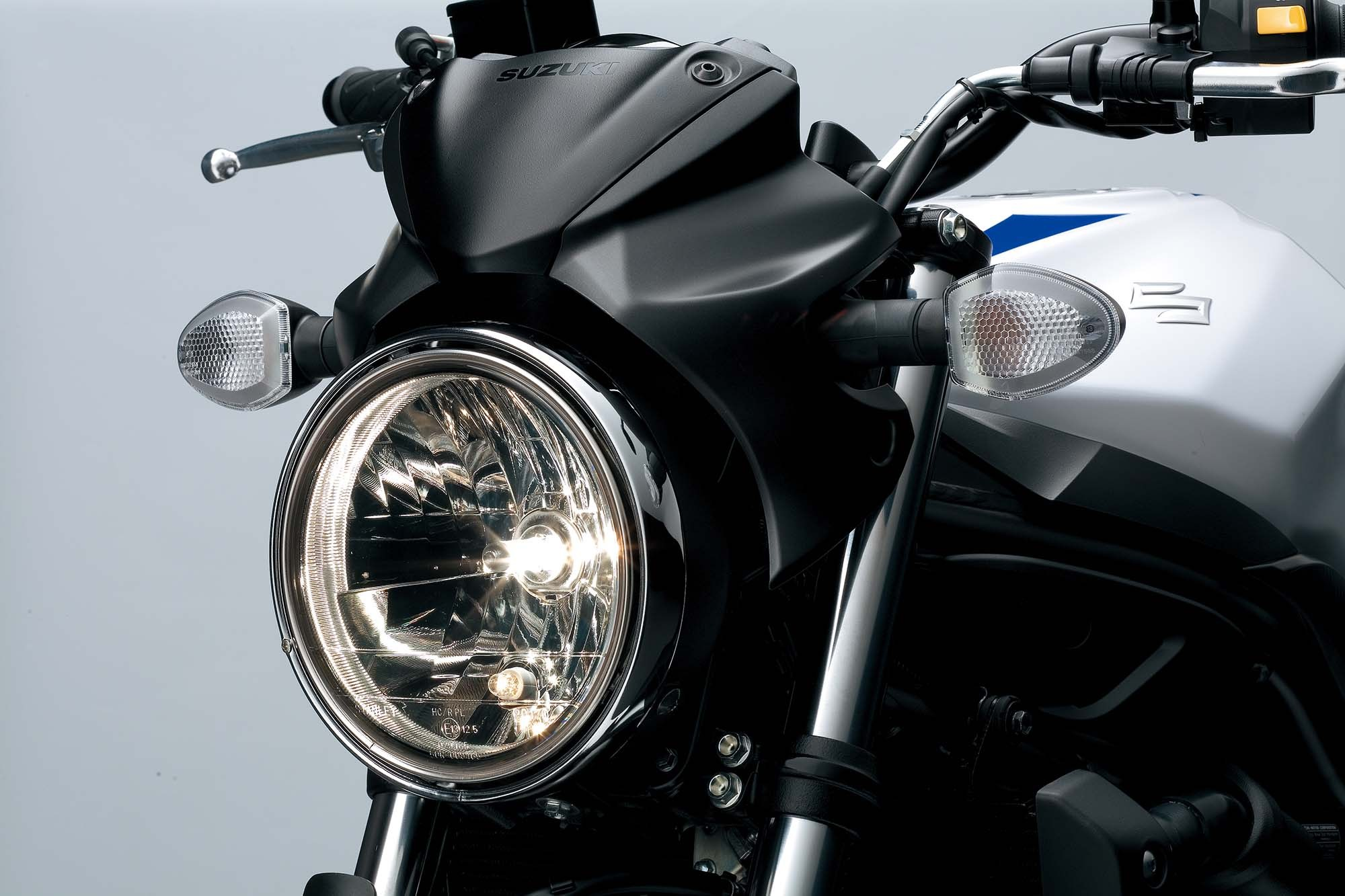 Suzuki SV 1000 ABS 2007 wallpapers #160607