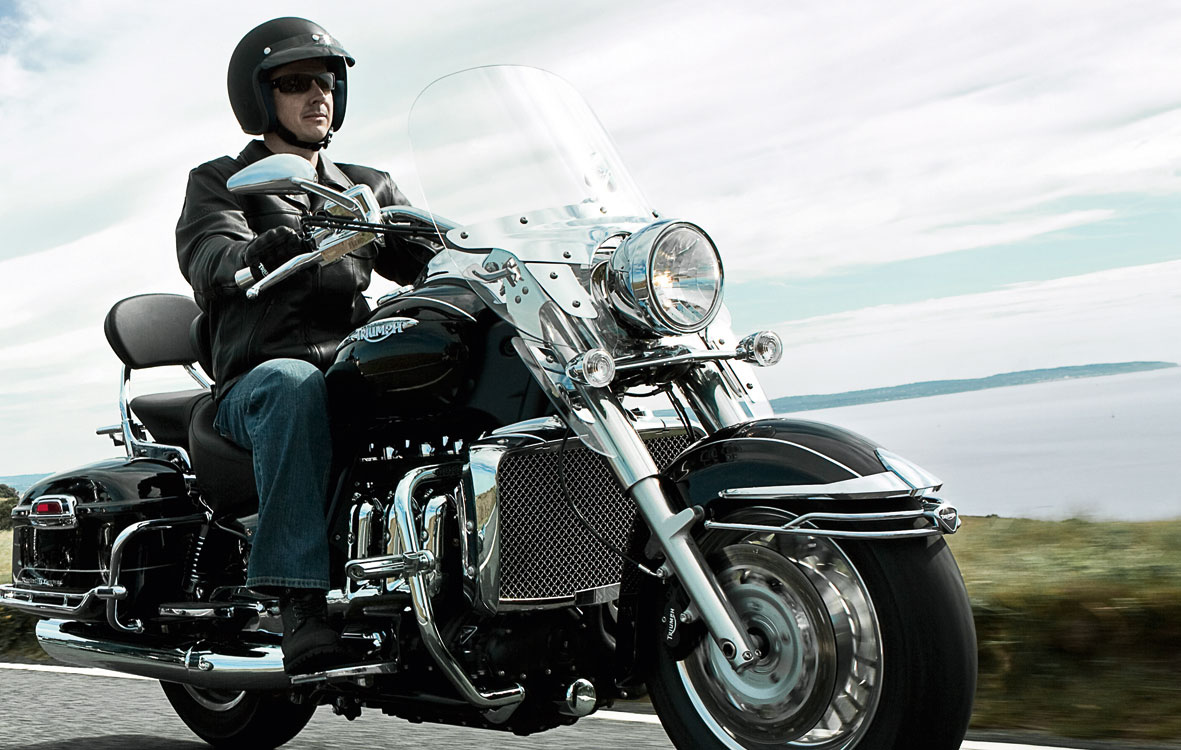 Triumph Rocket III Touring 2011 wallpapers #130758
