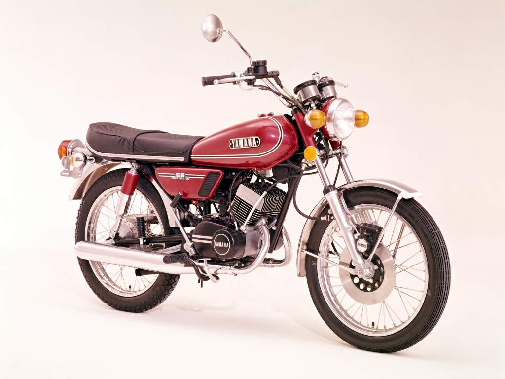 Yamaha RD 50 1974 wallpapers #135517
