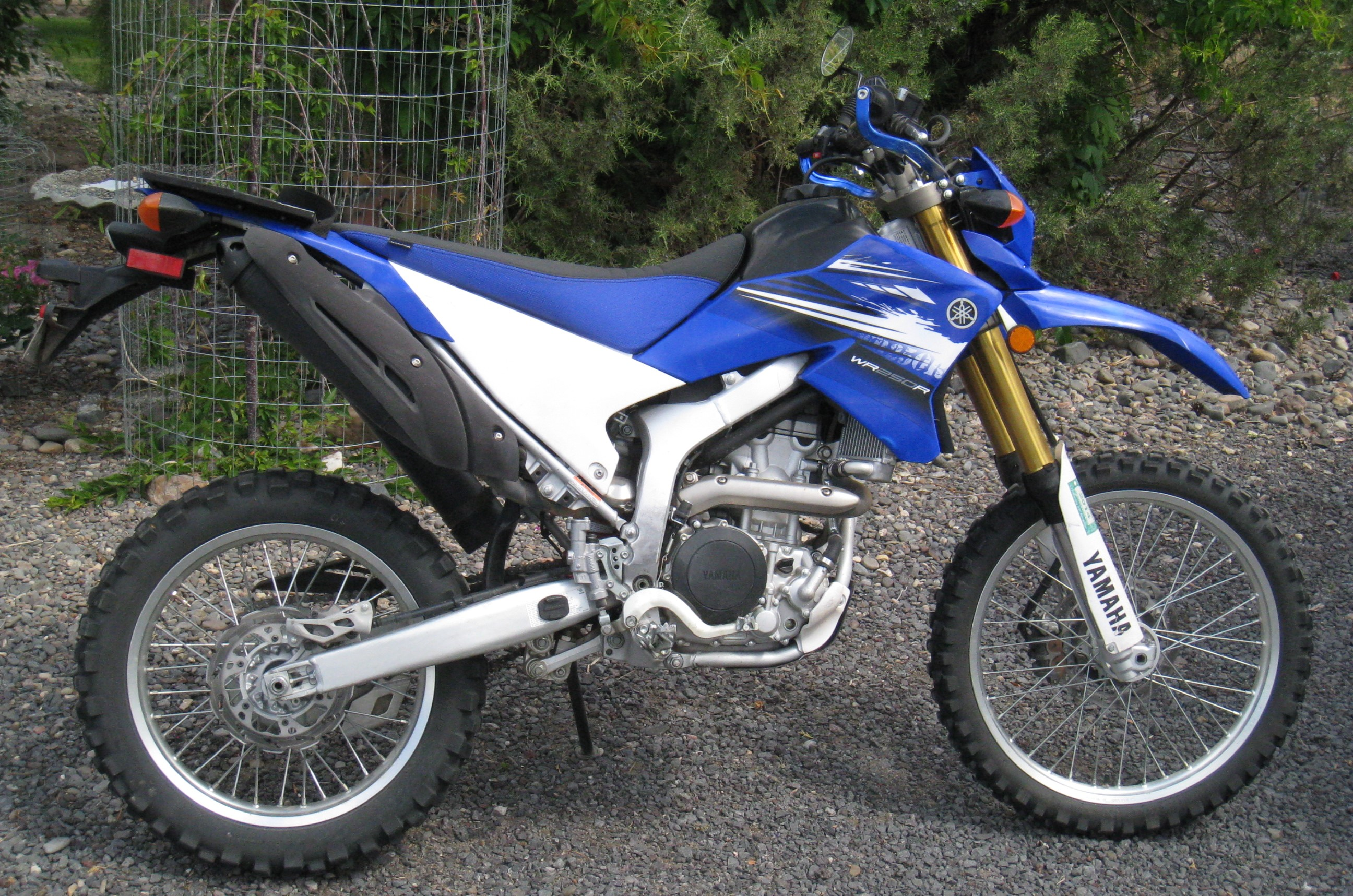 2012 Yamaha Wr 250r  Pics  Specs And Information