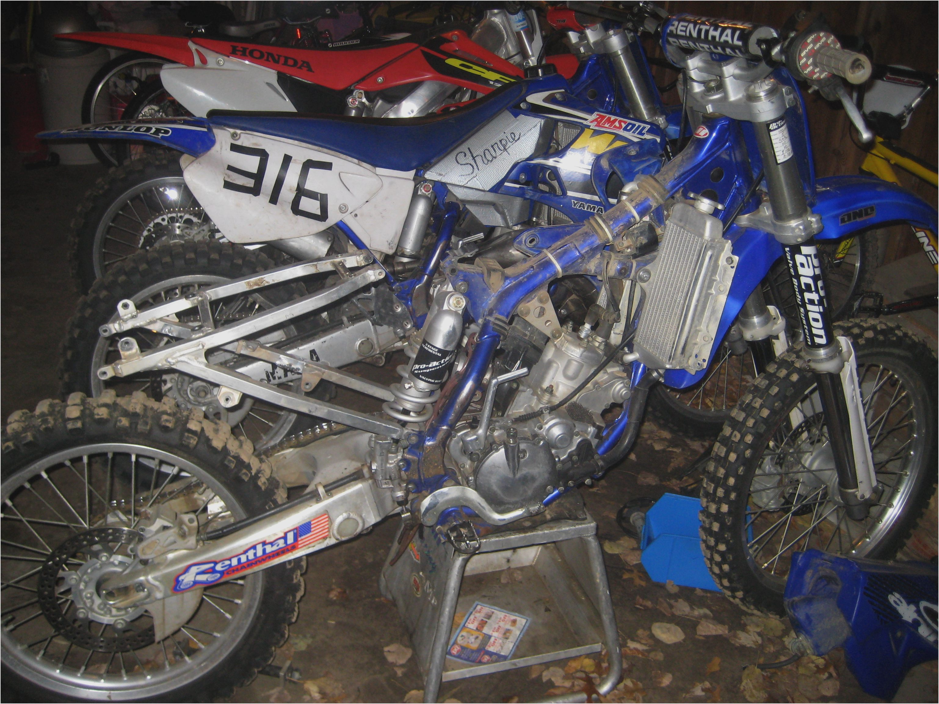 Air Cooled  Air Cooled Yz 125