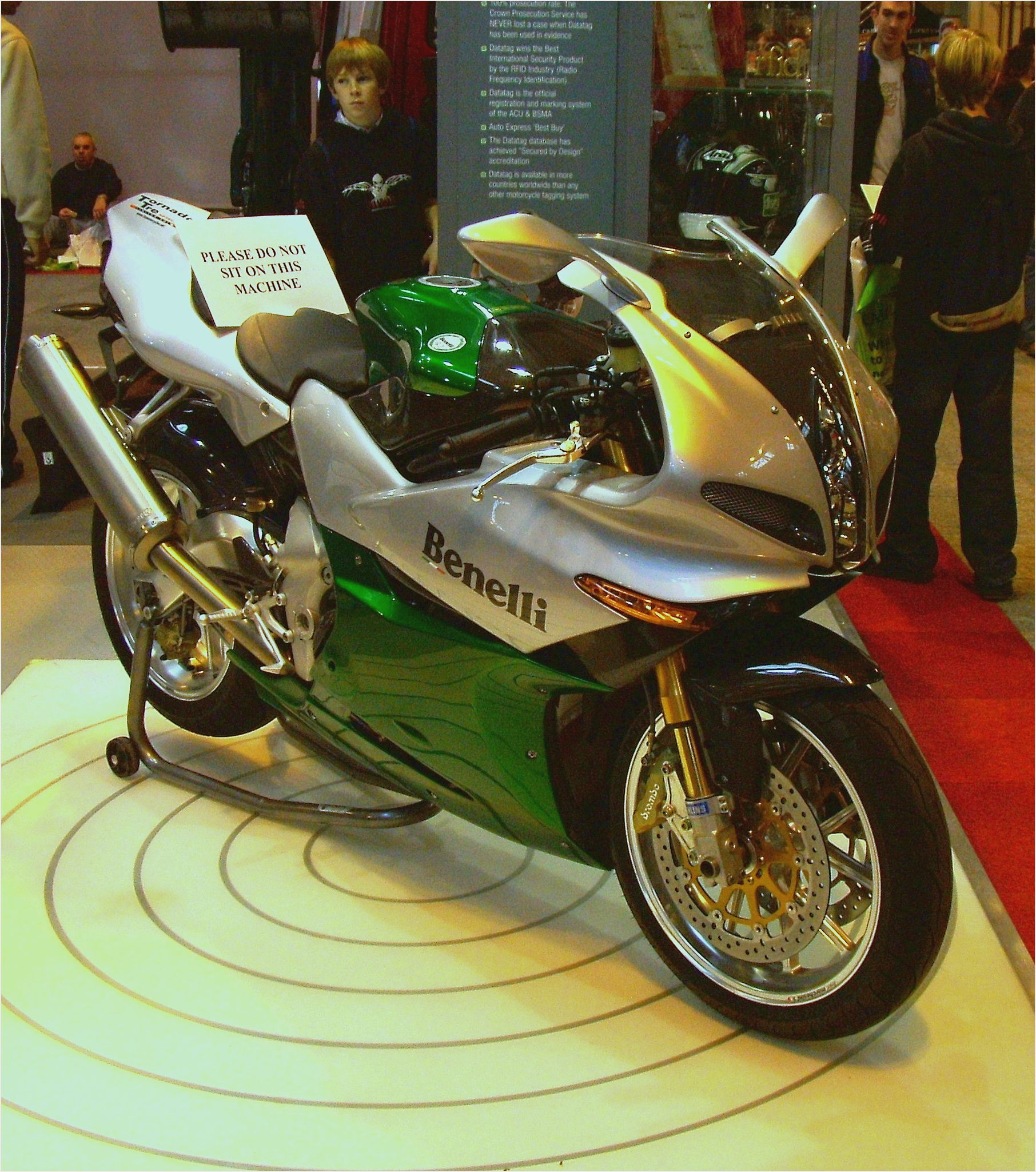 Benelli Tornado Limited Edition (Italian version) pics #43583
