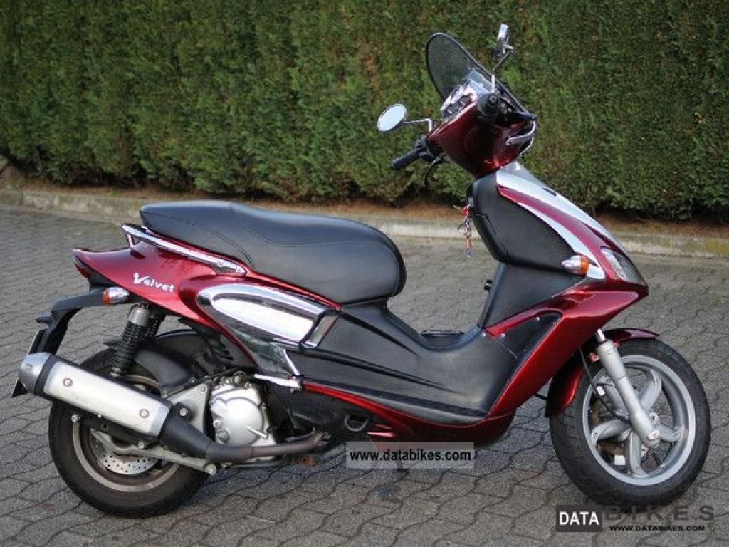 Benelli Velvet 250 2008 wallpapers #132842